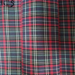 Cotton Poplin Woven Yarn Dyed Fabric for Garments Shirts/Dress Rlsc32-3 Rls32-3po pictures & photos