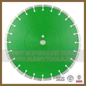 Laser Diamond Asphalt Cutter Saw Blade pictures & photos