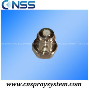 Needle Jet Shower Cleaning Nozzle for Pulp and Paper Mill pictures & photos
