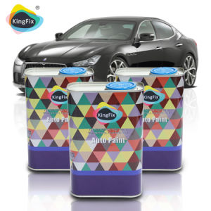 Kingfix Brand Easy to Apply Metallic Color Paint pictures & photos