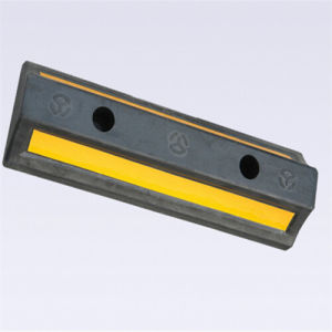Strip Parking Blocks Safety Barrier For Car Truck pictures & photos
