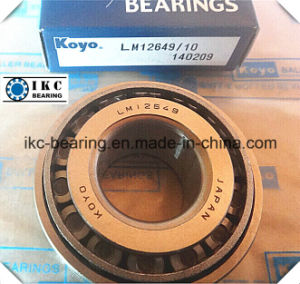 Koyo Lm12649/10 Auto Parts Bearing Toyota, KIA, Hyundai, Nissan Lm11749/Lm11710 L45449/L45410 NSK pictures & photos