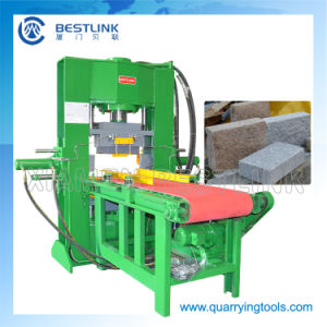 Manufacturer Stone Splitting Machine for Paving Stone pictures & photos