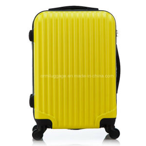 ABS PC Trendy Hard Shell Travel Trolley Luggage pictures & photos