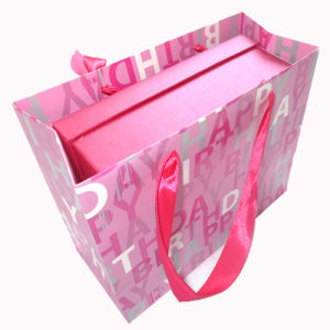 Paper Bag Paper Gift Bag Shopping Bag pictures & photos