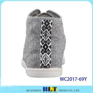 Women Canvas Shoe for Wholesales pictures & photos