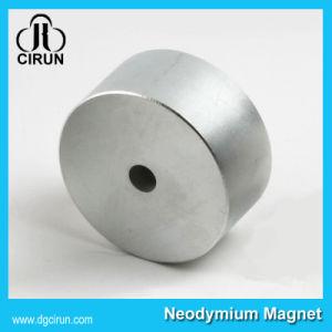 Custom Ring Disc Neodymium Iron Boron Sintered Magnets pictures & photos