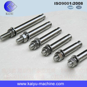 Fastener / Sleeve Anchor / Anchoring Screw pictures & photos