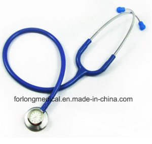 Kt-115 Deluxe Stethoscope with Clock, Medical Stethoscope pictures & photos