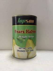 Canned Pear Halves Canned Pears with Cheap Price pictures & photos