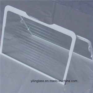 4mm, 3.2mm, 3mm Tempered Icebox Shelf Glass pictures & photos
