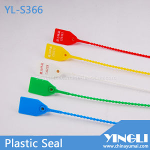 Hot Stamp Printing Security Lock Plastic Seal pictures & photos