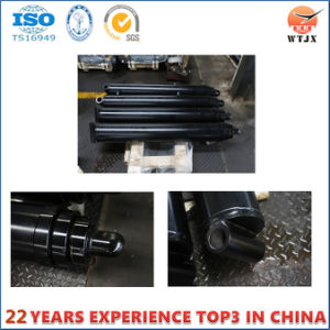 Parker Standard Multi Stage Hydraulic Cylinder for Dump Truck pictures & photos