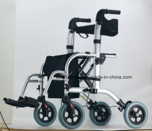 New Aluminum Transfer Rollator (SC-9103) pictures & photos