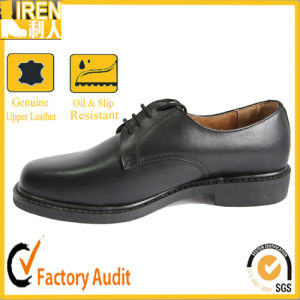 China Safety Army Footwear Military Police Office Shoes pictures & photos
