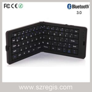 Multimedia Wireless Slim Flexible Mini Bluetooth Keyboard pictures & photos