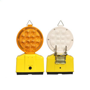 Solar Emergency Flashing Traffic Signal Light for Road Safety pictures & photos