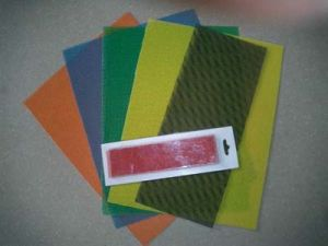 Colorful Sanding Screen pictures & photos
