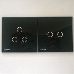 2mm Wall Touch Switch Glass pictures & photos
