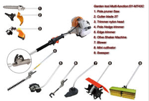 Garden Machinery Multi-Function (SY-MT43C) pictures & photos