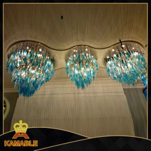 Custom-Made Glass Crystal Decoration Chandelier Ceiling Light (KA0515) pictures & photos
