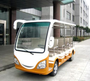 Import Chinese Electric Touring Bus with 14 Seats pictures & photos