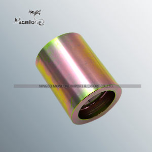 Ce Approved Carbon Steel Hydraulic Hose End Fitting (HA002) pictures & photos
