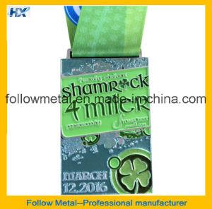 Zinc Alloy Souvenir Medal with Magnet pictures & photos