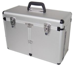 Custom OEM Professional Cosmetic Trolley Cases pictures & photos