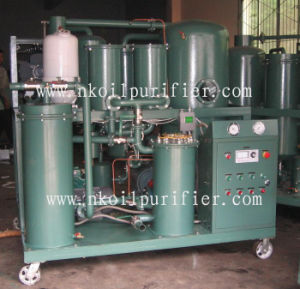 High Vacuum Lubricating Oil Purifier Machine for Used Hydraulic Oil pictures & photos