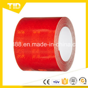 Red Reflective Adhesive Tape for Traffic Safety pictures & photos