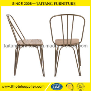 Metal Iron Chair for Restaurant and Bar pictures & photos