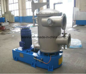 WLH/F Types out Flow Pressure Screen