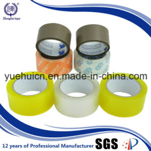 Professional Manufacturer of OPP Adhesive Sealing Tape pictures & photos