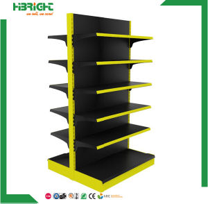 Retail Equipments Double Sided Gondola Rack pictures & photos