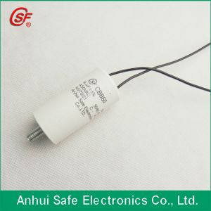 High Quality 35UF 250VAC Water Pump Cbb60 Capacitor pictures & photos