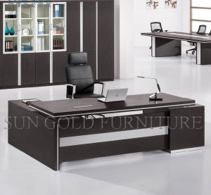 2016 Hot Sale CEO Executive Office Desk (SZ-ODL326) pictures & photos