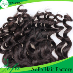Wholesale 7A Grade Brazilian Virgin Hair Human Hair Extension pictures & photos