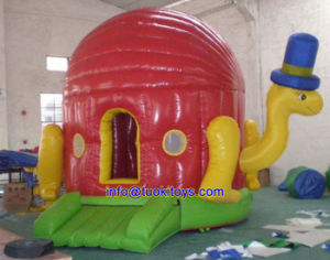 Durable and Reliable Inflatable Bouncer Accept Customize Design (A110) pictures & photos