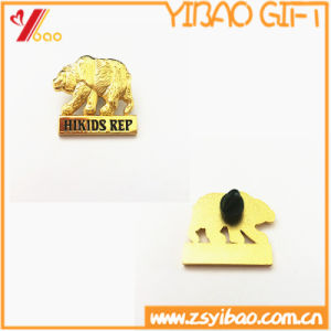 Cutom Color Enamel Pin with Black Plated (YB-SM-05) pictures & photos
