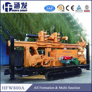 Hfw800A All Formation Multifunctional Pile Hole Drill Rig pictures & photos