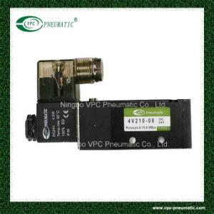 Airtac Solenoid Valve 4V310-08 Pneumatic Valve Air Valve Brass Valve Valvulas Direccionales pictures & photos