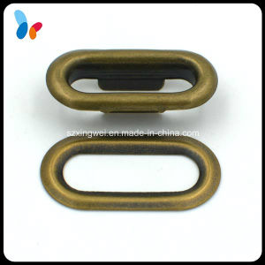 Anti-Brass Oval Metal Eyelet for Bags Oval Eyelet for Curtain pictures & photos