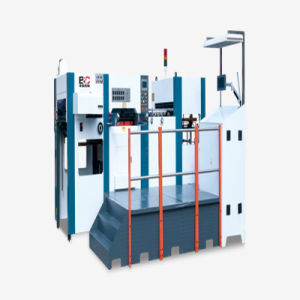 Automatic Foil Stamping & Die-Cutting Machine pictures & photos