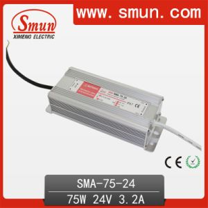 75W 3A Constant Current LED Driver Power Supply Waterproof IP67 pictures & photos