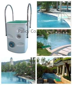 Intergrative Pipeless Wall Mounted Swimming Pool Filter