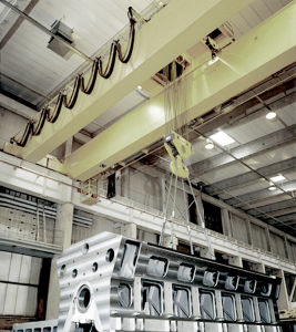 Double Beam Bridge Crane with Frequency Inverter pictures & photos