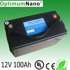12V 100ah 24V 48V Li Battery for Solar Power System pictures & photos