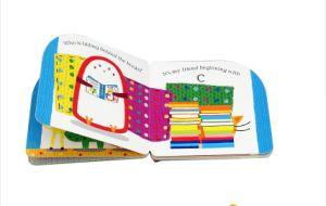 High Quality Accordion Folded Children′s Book (YY-A0003) pictures & photos