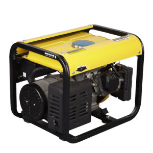 Hot Sale 100% Copper Wire 5.5kw 5kwportable Power Industrial Gasoline Generator pictures & photos